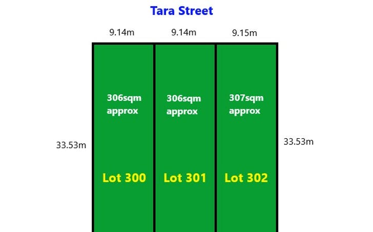 Lot 300, 11 Tara Street, O'sullivan Beach, SA, 5166 - Image 1