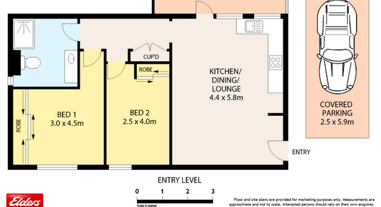 15/50 Station Street, Waratah, NSW, 2298 - Floorplan 1