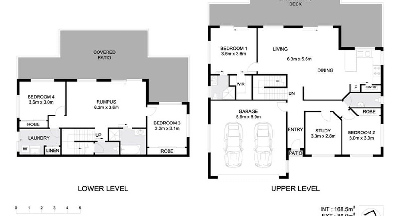 5 Fox Valley Way, Lennox Head, NSW, 2478 - Floorplan 1
