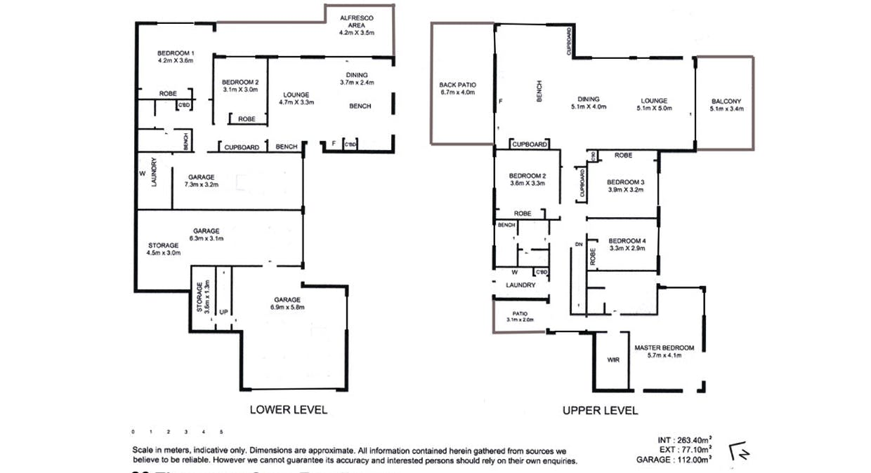 23 Thompson Crescent, East Ballina, NSW, 2478 - Floorplan 1