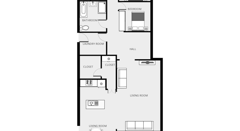 760 Calder Hwy, Ouyen, VIC, 3490 - Floorplan 1