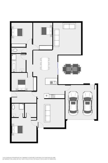 1 Diablo Way, Mildura, VIC, 3500 - Floorplan 1