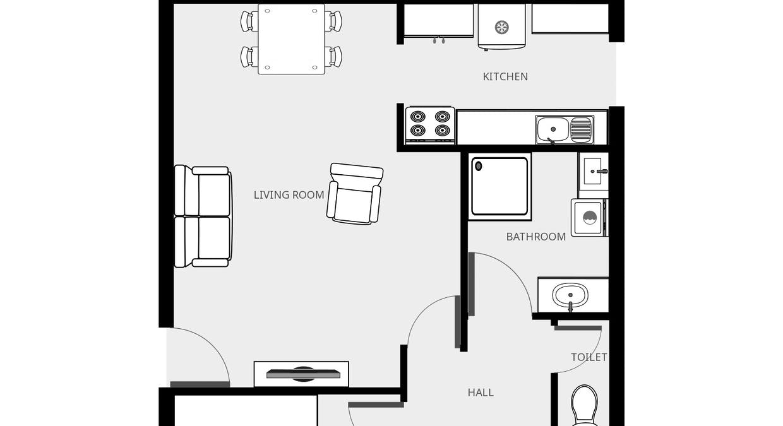 Unit 4/17 Steven Street, Mildura, VIC, 3500 - Floorplan 1