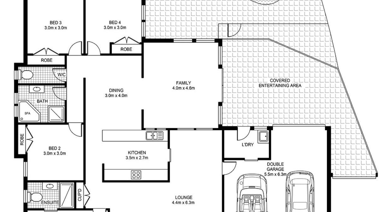 7 Jonas Absalom Drive, Port Macquarie, NSW, 2444 - Floorplan 1