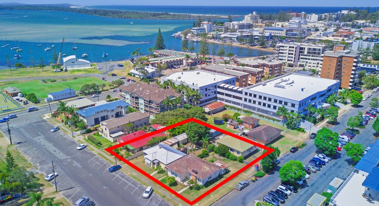 8, 10, and 12 Gore Street And 11 Waugh Street, Port Macquarie, NSW, 2444 - Image 1