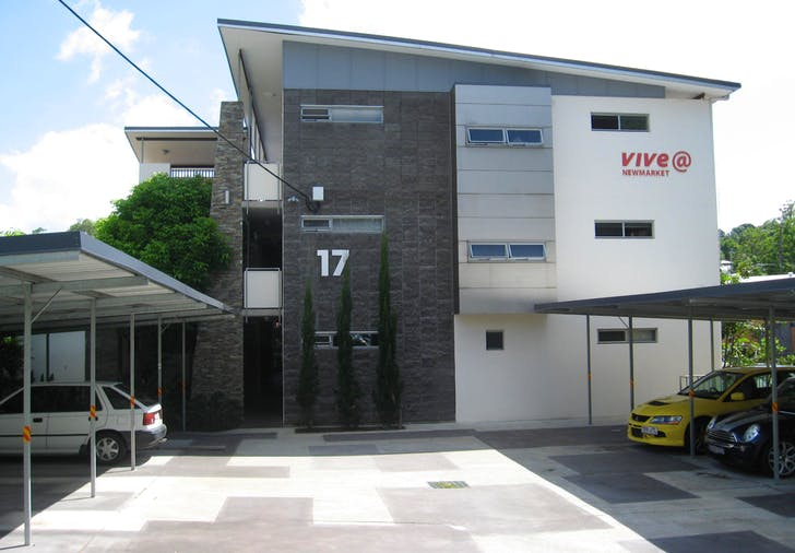 2/17 Erneton Street, Newmarket, QLD, 4051