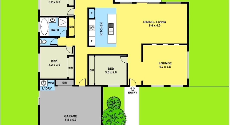 12 Duncan Crescent, Joyner, QLD, 4500 - Floorplan 1