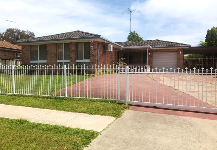4 Rupertswood Road, Rooty Hill, NSW, 2766