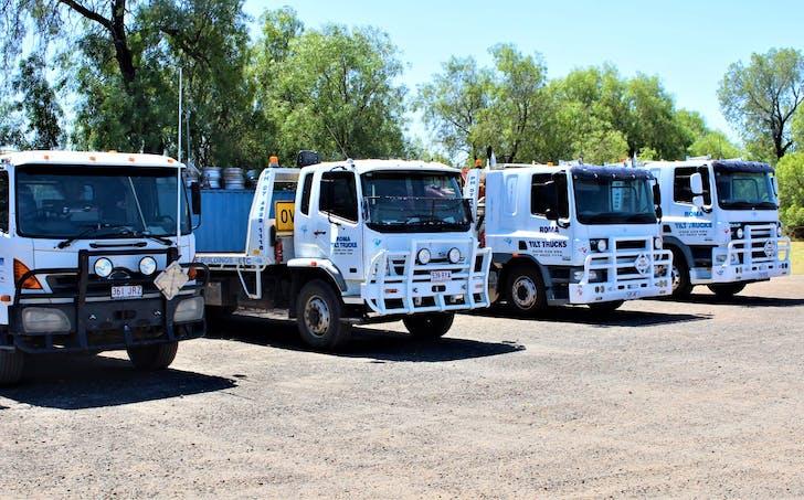 Roma Tilt Trucks, Roma, QLD, 4455 - Image 1