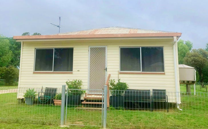 45 Gregory Street, Roma, QLD, 4455 - Image 1