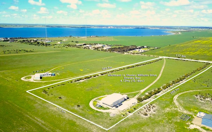 Allot 16 Stanley Williams Dr, Streaky Bay, SA, 5680 - Image 1