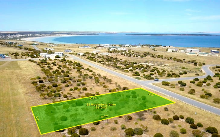35 (A136) Meeinderry Drive, Perlubie, Streaky Bay, SA, 5680 - Image 1