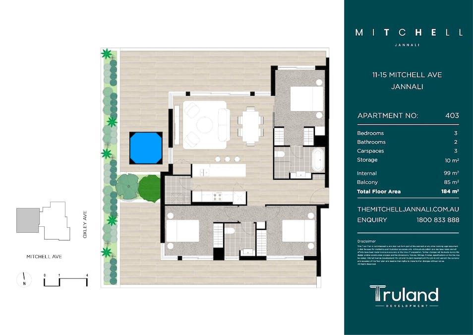 Jannali, NSW, 2226 - Floorplan 1