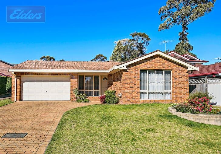 21 Appletree Place, Menai, NSW, 2234
