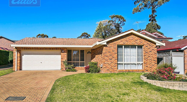 21 Appletree Place, Menai, NSW, 2234 - Image 1