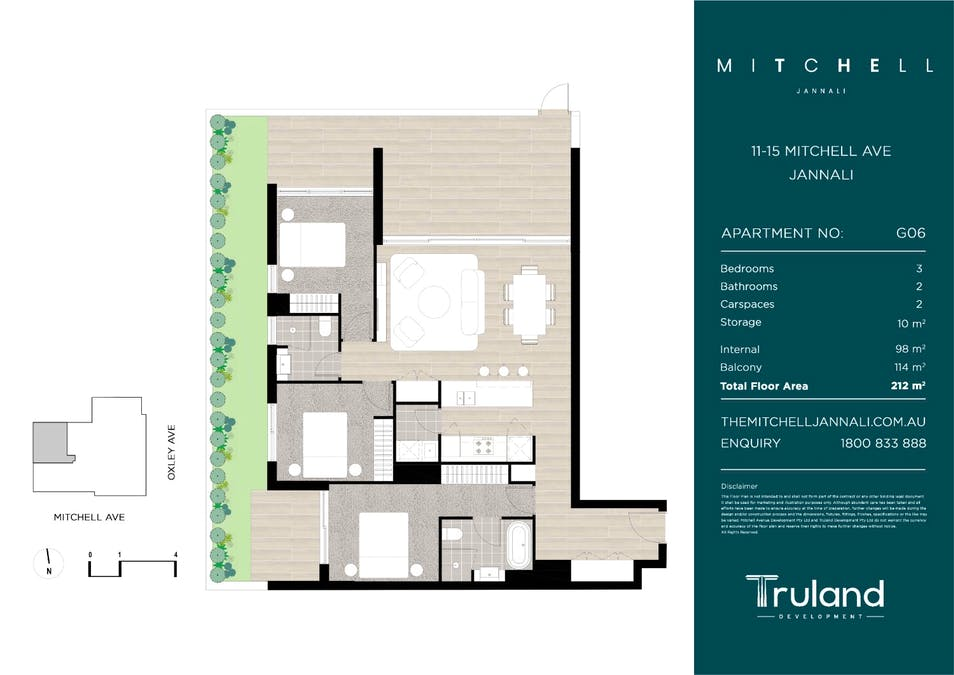 Jannali, NSW, 2226 - Floorplan 1
