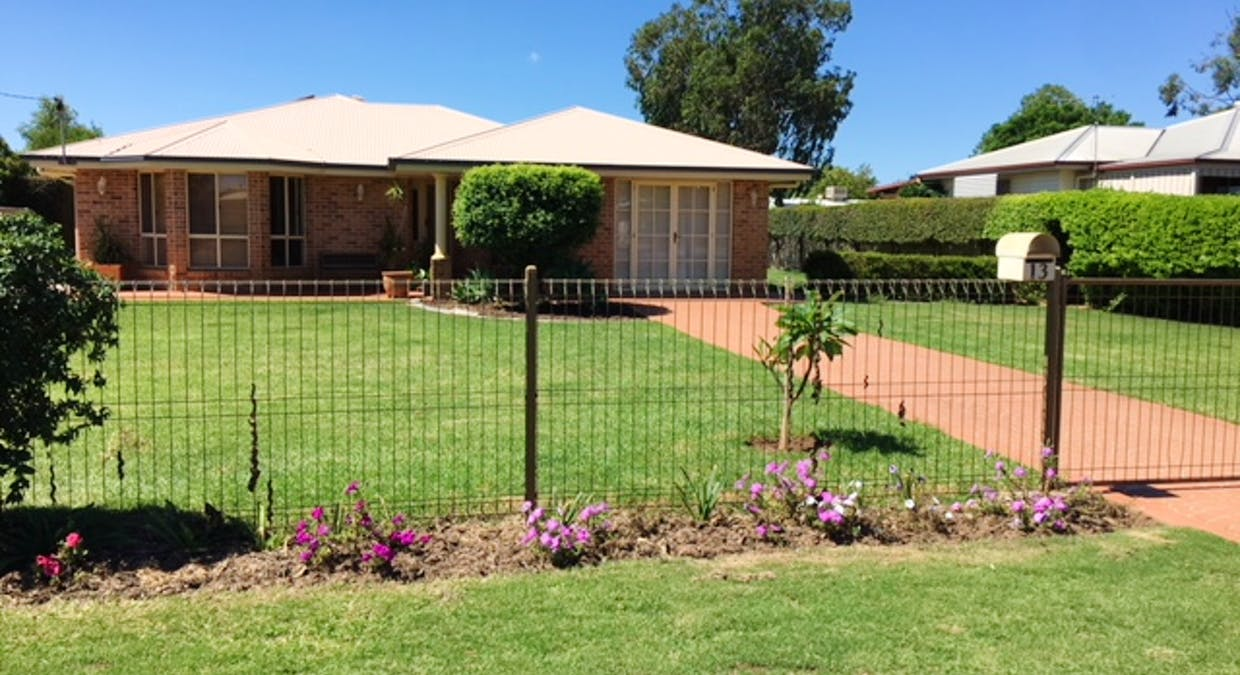 13 Taylor Street, St George, QLD, 4487 - Image 1
