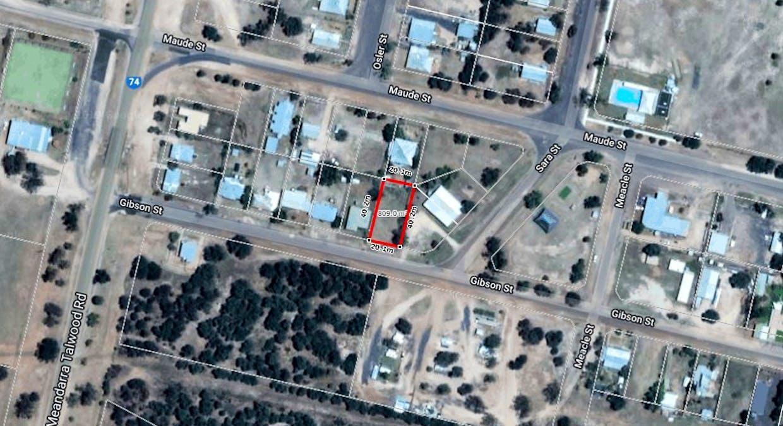 LOT 13 Gibson Street, Meandarra, QLD, 4422 - Image 1