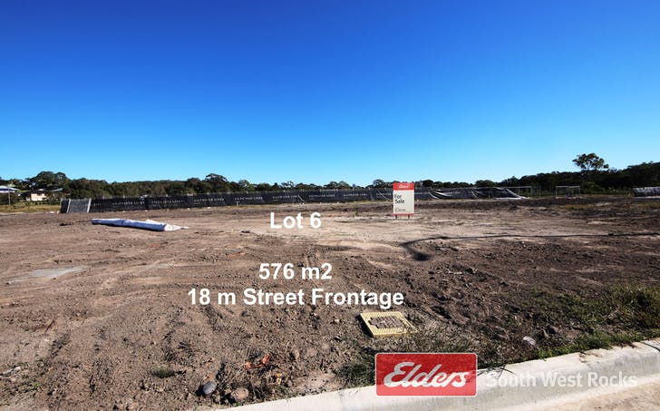 Lot 6 Shamrock Ave, South West Rocks, NSW, 2431 - Image 1
