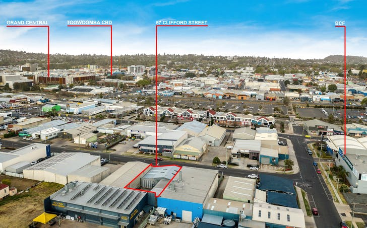 57 Clifford Street, Toowoomba City, QLD, 4350 - Image 1