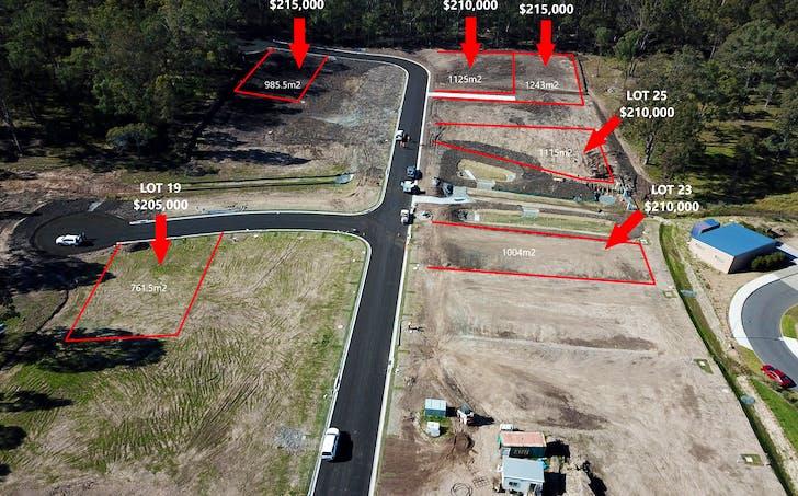 Lots @ King Valley Drive, Taree, NSW, 2430 - Image 1