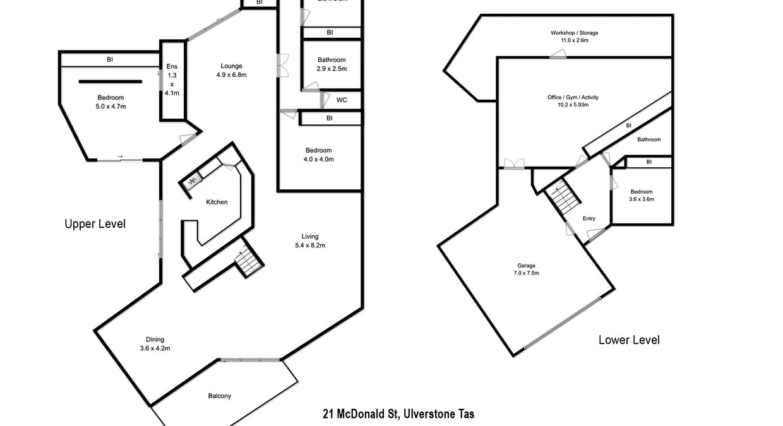 21 Mcdonald Street, Ulverstone, TAS, 7315 - Floorplan 1