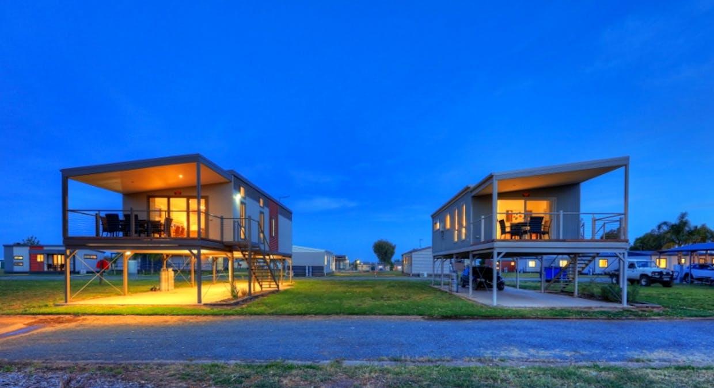 Holiday Cabins Spring Drive, Mulwala, NSW, 2647 - Image 2