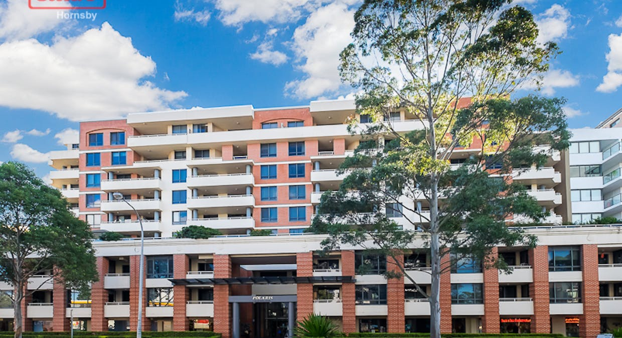 34/121-133 Pacific Highway, Hornsby, NSW, 2077 - Image 1