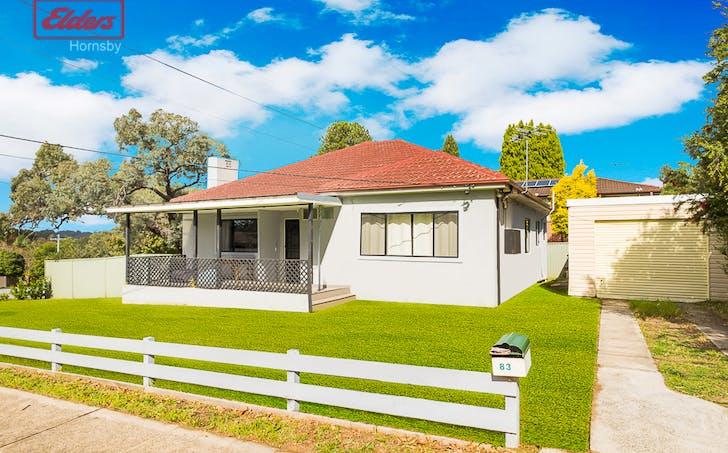 83 Pretoria Pde, Hornsby, NSW, 2077 - Image 1