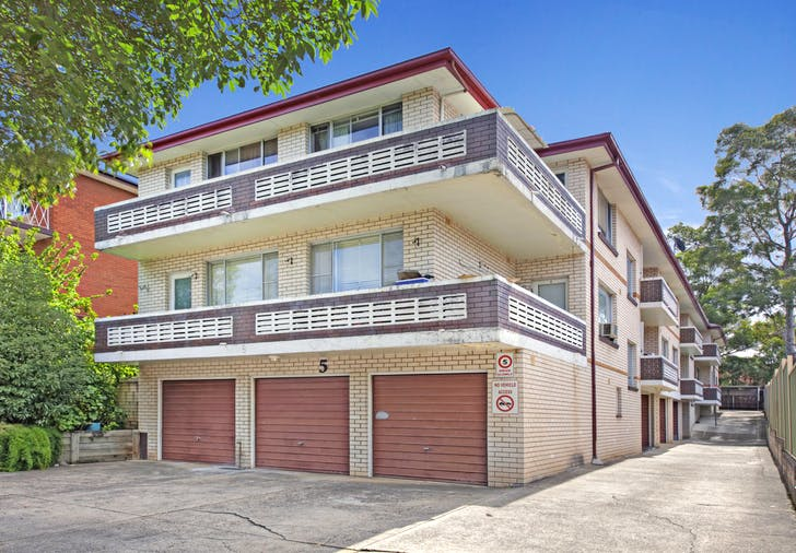 5/5 Hampstead Road, Homebush West, NSW, 2140
