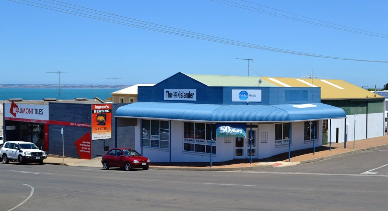 Lot 5 Cnr Commercial St And Osmond St, Kingscote, SA, 5223 - Image 1