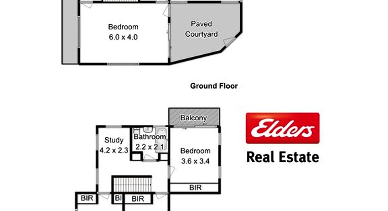 1/15 Staff Road, Electrona, TAS, 7054 - Floorplan 1
