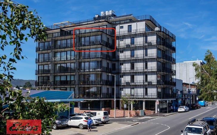 Unit 503, 126 Bathurst Street, Hobart, TAS, 7000 - Image 1