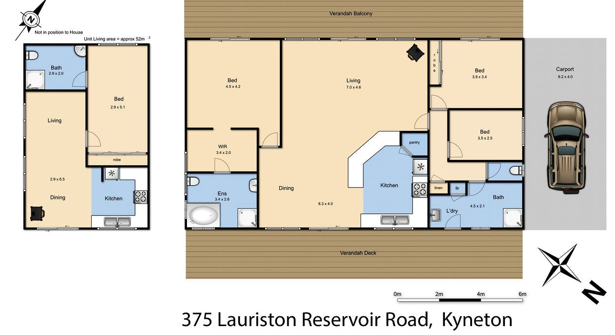 375 Lauriston-Reservoir Rd, Kyneton, VIC, 3444 - Floorplan 1