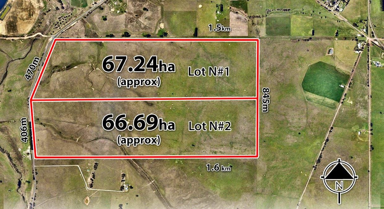 Lot 1 Three Chain Rd, Lancefield, VIC, 3435 - Floorplan 1