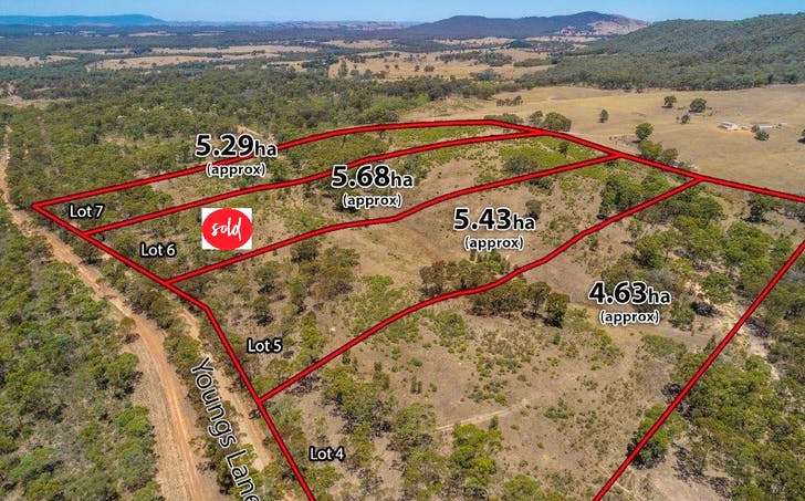 Lot 4 Youngs Lane, Tooborac, VIC, 3522 - Image 1
