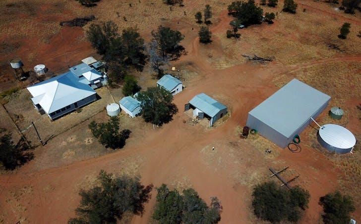 1030 Emmet - Oma Road, Isisford, QLD, 4731 - Image 1