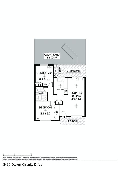 2/90 Dwyer Circuit, Driver, NT, 0830 - Floorplan 1