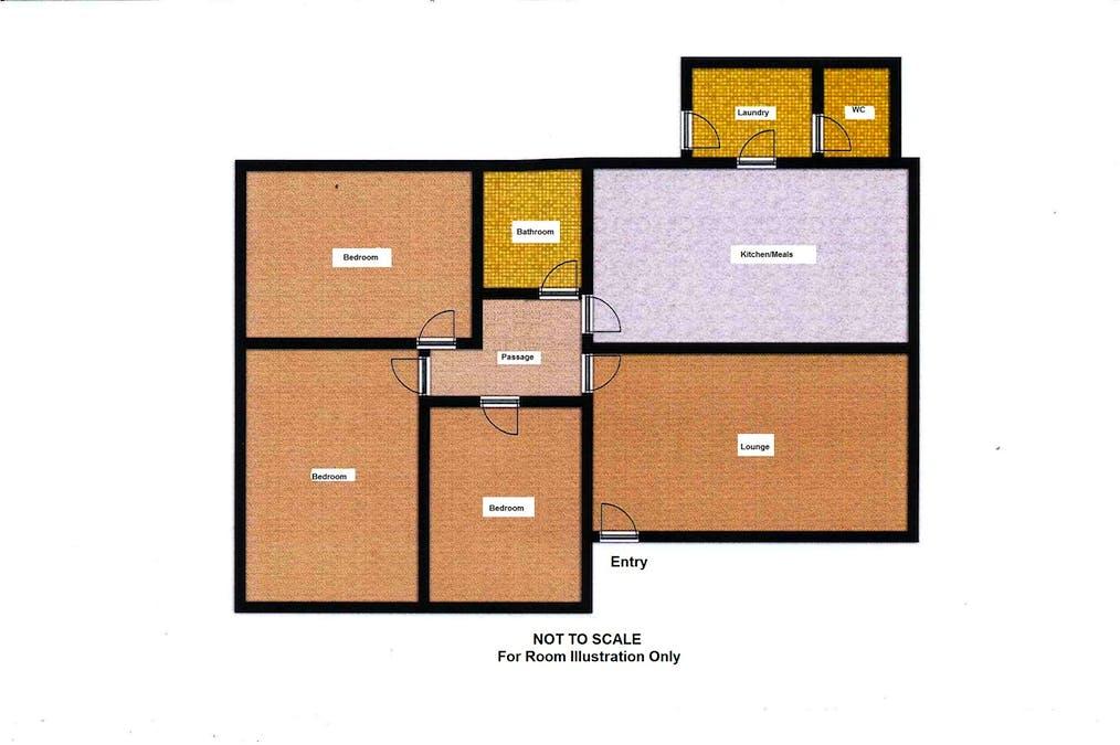 13 Mcgregor Street, Berri, SA, 5343 - Floorplan 1