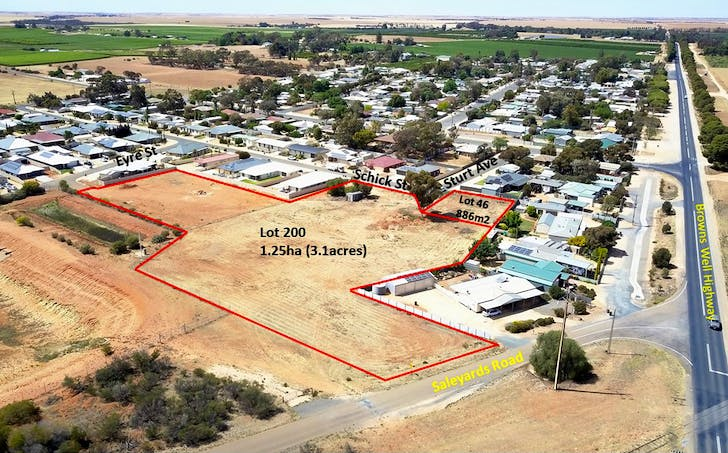 Lots 200 and 46 Sturt Avenue, Loxton, SA, 5333 - Image 1