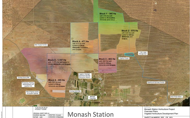 1 Golledge Road, Monash, SA, 5342 - Image 1