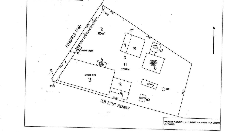 927 Old Sturt Highway, Berri, SA, 5343 - Floorplan 1