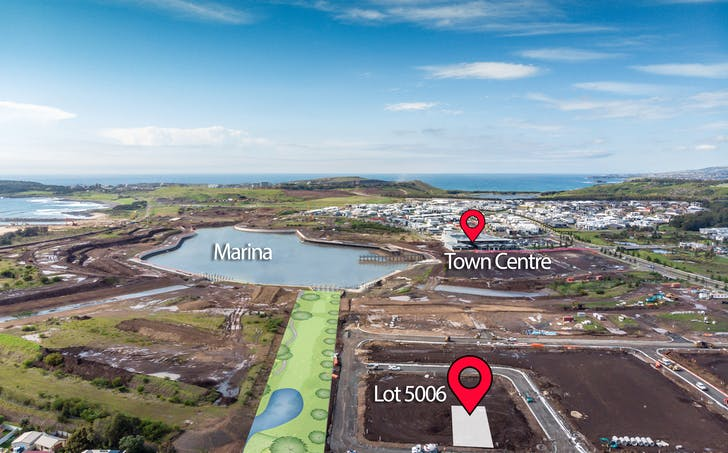 Lot 5006 Whimbrel Parkway, Shell Cove, NSW, 2529 - Image 1