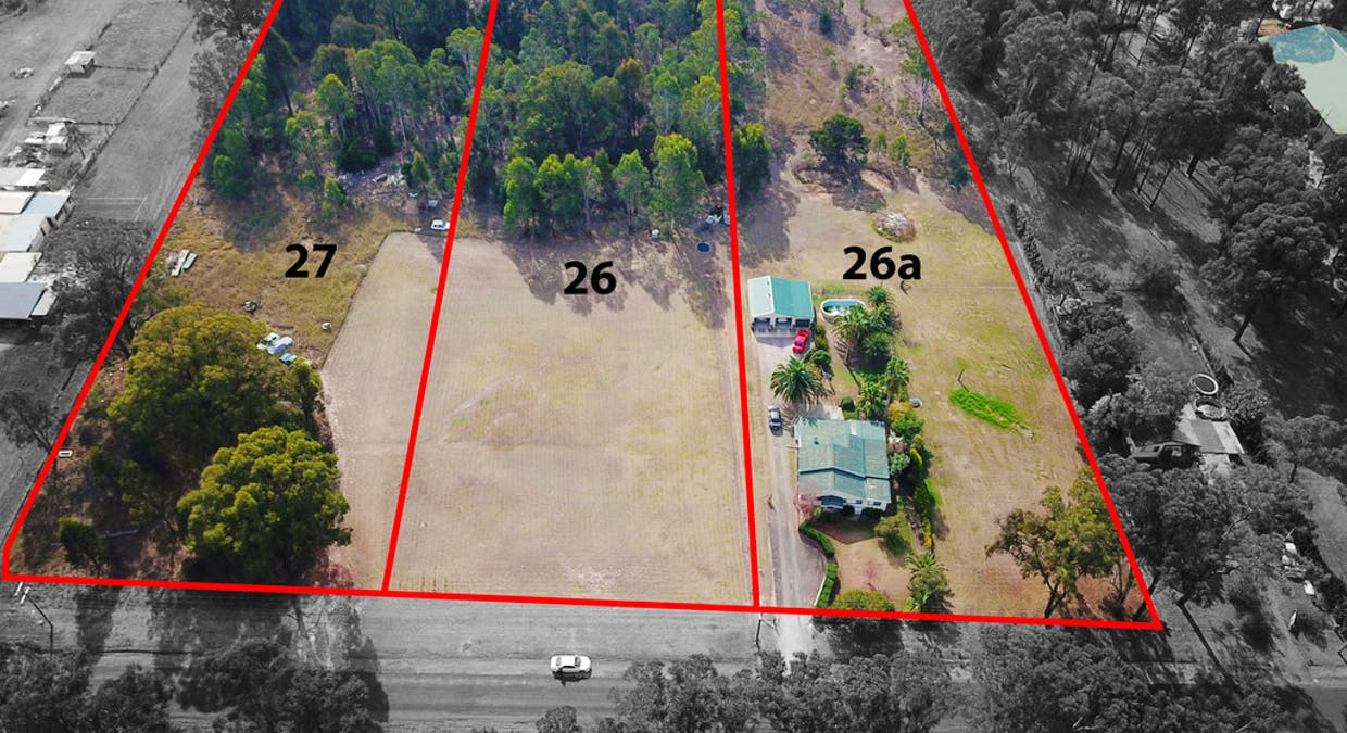 26A, 26, 27 Fourth Avenue, Llandilo, NSW, 2747 - Image 1