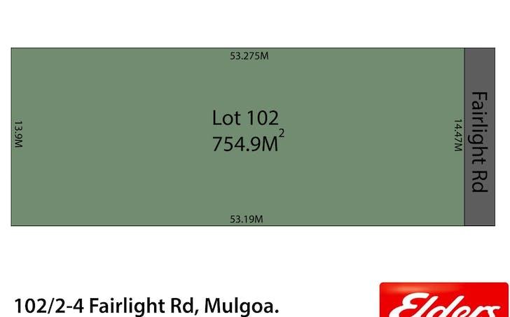 Lot 102 4 Fairlight Road, Mulgoa, NSW, 2745 - Image 1