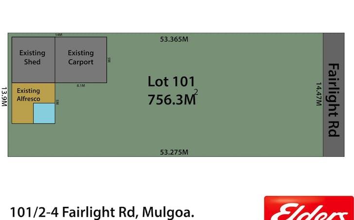 Lot 101 4 Fairlight Road, Mulgoa, NSW, 2745 - Image 1