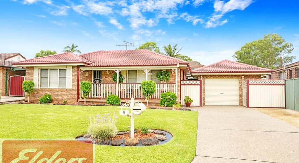 9 Hibiscus Court, St Clair, NSW, 2759 - Image 1