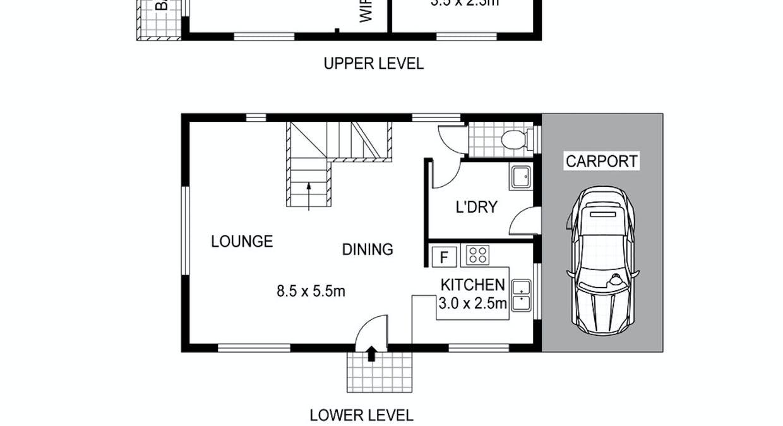 2/67 Harley Parade, Prospect Vale, TAS, 7250 - Floorplan 1