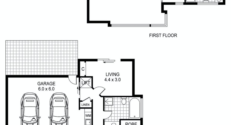 13/10 Jardine Crescent, Prospect Vale, TAS, 7250 - Floorplan 1