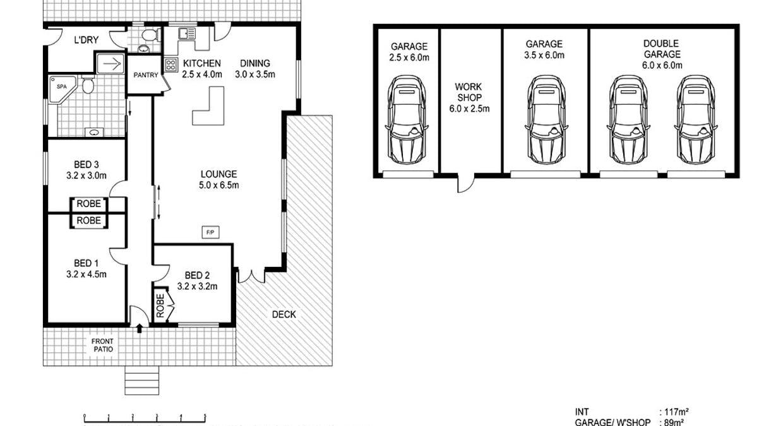 1369 Pipers River Road, Karoola, TAS, 7267 - Floorplan 1
